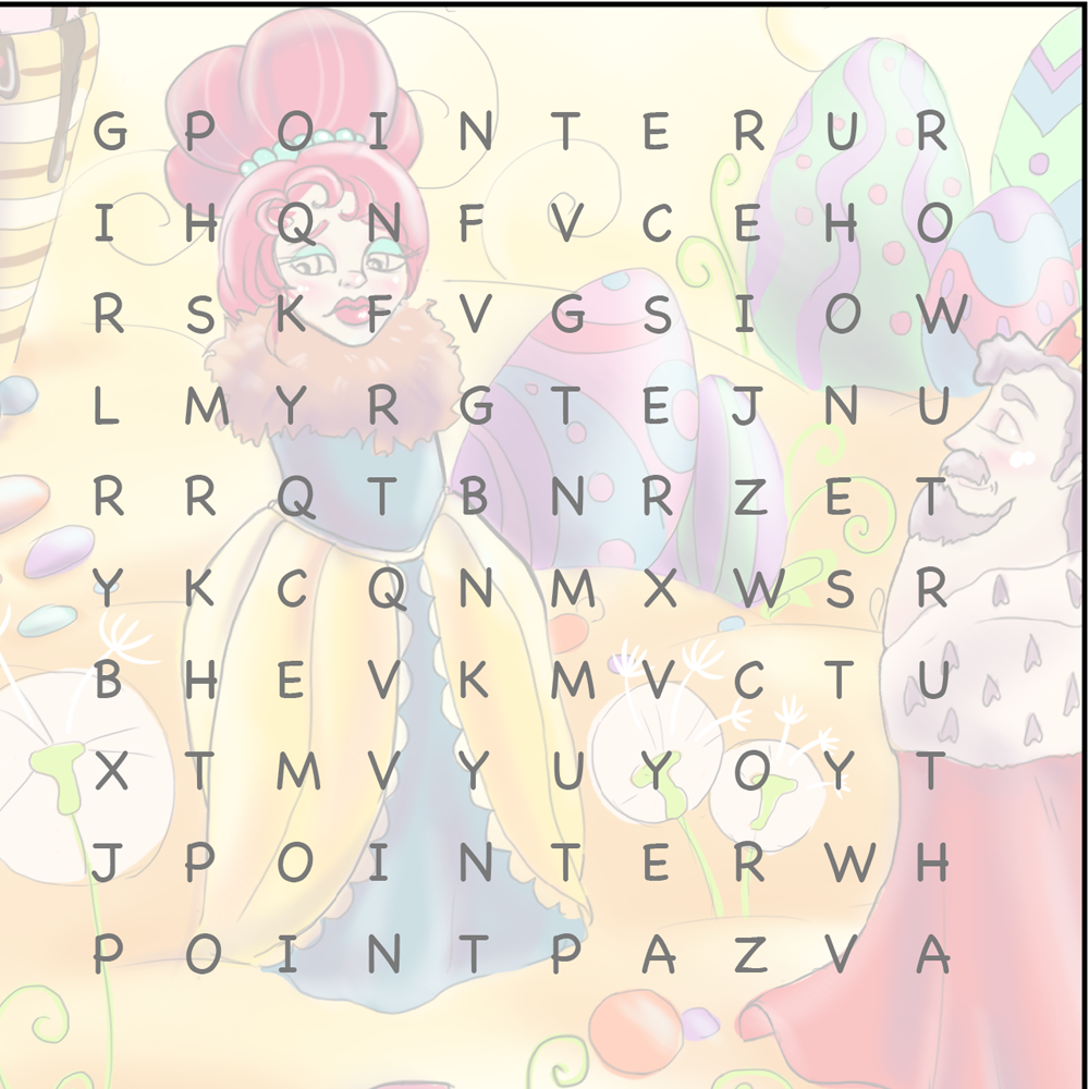 Pointer Word Search